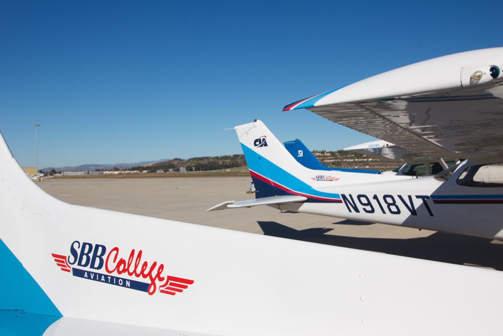 Flight Instruction in Ventura County  at Channel Islands Flight School